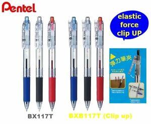 Pentel Feel BX117T/BXB117T Ballpoint Pen 0.7mm (Select)