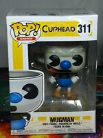 Cuphead Mugman Pop Games #311 Vinyl Figure Funko Aus Seller