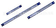 3 STRONG MAGNETIC TOOL RACKS SPANNER SOCKET RAIL BAR HOLDER WALL GARAGE SET 21C