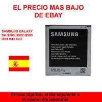 BATERÍA ORIGINAL PARA SAMSUNG GALAXY S4 I9500 i9505 B600BC iv 2600 mah nueva