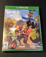 World to the West (XBOX ONE) NEW