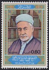 ARGELIA Nº735 Cheikh Mohamed Bachir el Ibrahimi 79, 1981 Algeria MNH