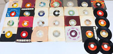 Lot 25+ 45 RPM Records MIXED 80's Rock Other Condition Varies see Photos LOT5