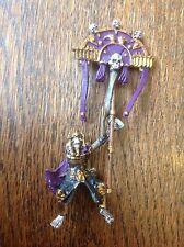 Warhammer. Tomb Kings. Army Standard Bearer Mounted. Incomplete. Metal.