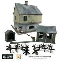 Bolt Action: Terrain - Maginot Terrain Set