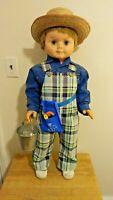"31"" Vintage Ideal Saucy Walker Type Doll - Patti Play Pal Companion Boy Doll,"