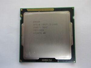Intel SR00S Core i5-2400S Socket 1155 CPU Processor 2.50GHz 6M Quad Core TESTED