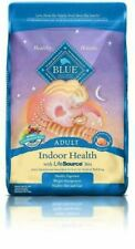 Blue Buffalo Indoor Adult Cat Dry Food Healthy Chicken & Brown Rice 3Lbs Bag