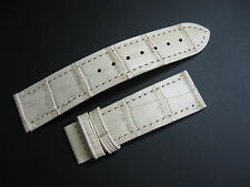 20 mm Tissot Heritage Prince Leather Alligator Crocodile Emboss Watch Band strap