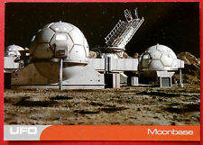 UFO - Card #14 - Moonbase - Unstoppable Cards Ltd 2016