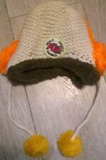 baby bobble hat winter warm pom pom fur boys girls beanie cap   6-12 month