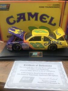 Revell Nascar 1/18 1997 Jimmy spencer Camel Ford Thunderbird Taboo tobacco