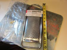 Kuchenprofi Raw Diet Grater in Stainless Steel