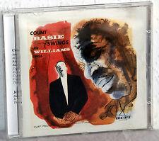 CD COUNT BASIE Swings - JOE WILLIAMS Sings