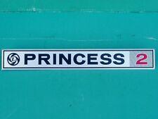 AUSTIN PRINCESS 2 BADGE ( LEYLAND )  WEDGE.