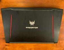Acer Predator Helios 300 15.6in. (256Gb Ssd,Core i7-7700Hq, 2.8Ghz, 16Gb Ram)