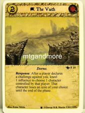 A game of thrones LCG - 1x the Vaith #035 - Poniente draft Pack