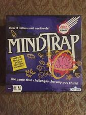 MINDTRAP 20TH ANNIVERSARY EDITION 2012 NEW & SEALED IN ORIGINAL WRAPPING