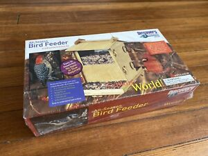 Discovery channel Bird Feeder Kit |Perfect Woodworking DIY Construction Kids NEW
