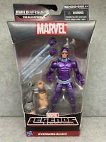 "Marvel Legends Hasbro Absorbing Man BAF Machine Man 6"" Inch Action Figure"