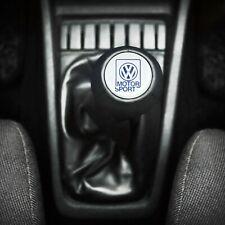 Volkswagen Motorsport Shift Knob Golf Cabrio Polo Scirocco MK1 MK2 MK3 T3 Bus