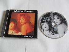 MYLENE FARMER - Ainsi Soit Je... (CD 1988) FRANCE Pressing