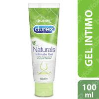 Durex GEL NATURALS Lubrificante Intimo 100% Naturale Natural 100 ml Pleasure Gel