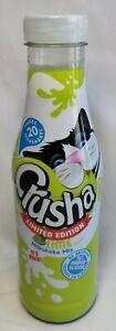 Crusha Lime Milkshake Mix New 500ml green Limited Ed - SUGAR FREE!!! BB Feb 2022