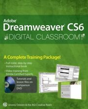ADOBE DREAMWEAVER CS6 DIGITAL CLASSROOM - OSBORN, JEREMY/ AGI CREATIVE TEAM (COR