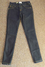 River Island skinny leg jeans jeggings size 8 indigo blue new