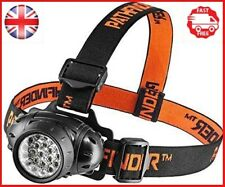 PATHFINDER 21 LED Headlamp Headlight Head Torch – Lightweight, Comfortable and –