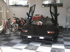 Lamborghini Countach V8 Rohrrahmen Replika 1989