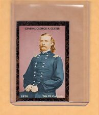 General George Armstrong Custer US 7th Calvary, rare Legacy series #2