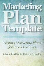 Marketing Plan Template : Writing Marketing Plans for Small Business by...