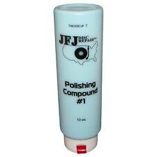 More details for jfj easy pro polishing compound solution #1 blue 12oz