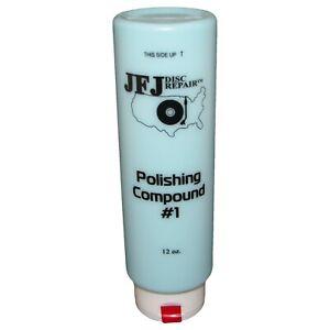 JFJ EASY PRO Polishing Compound Solution #1 BLUE 12oz