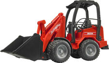 BRU2190 - SCHAFFER 2034 chargeuse sur pneus jouet BRUDER - 1/16