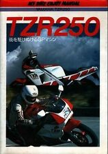 Yamaha TZR250 Enjoy Manual Guide Book