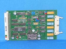 Toolex A/D Thermocouple Card 632017