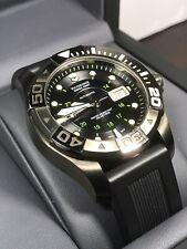 VICTORINOX Dive Master 500 Men's Rubber Strap Automatic Watch 241355 50ATM 43mm