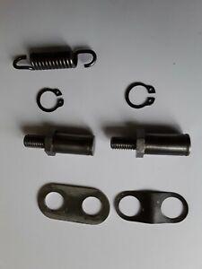 Lambretta Serveta series 3 LI rear brake shoe fixing kit (used)