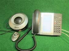 -COMBO!-TESTED- Mitel 5330e Phone and 5310 Conference with Stand and Handset