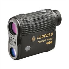 Leupold RX-1600i TBR with DNA Laser Rangefinder Black/Gray OLED Selectable 17380