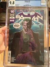 Batman #93 Tony Daniel Cover A CGC 9.8 NM/M Gorgeous Gem WOW L@@K!