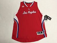 6720c30986f19 NBA Adidas Los Angeles Clippers Swingman Jersey Youth Kid Size +2 NBA New