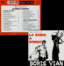 BORIS VIAN NO. 8 - LA BANDE A BONNOT