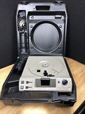 KODAK EKTAGRAPHIC III AMT SLIDE PROJECTOR with Zoom Lens  Including Case JHC3