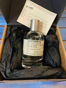 Le Labo Another 13 Eau de Parfum 3.4 fl.oz /100 ml Unisex Authentic! NEW! SALE!