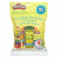 Play-Doh Party Bag, Pack of 15 Modelling Compound Cans - Multicolour