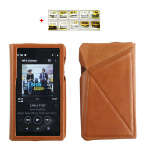 Genuine Leather Case Cover for Iriver Astell&Kern SP2000